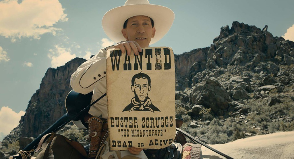 Netflix Review: The Ballad of Buster Scruggs