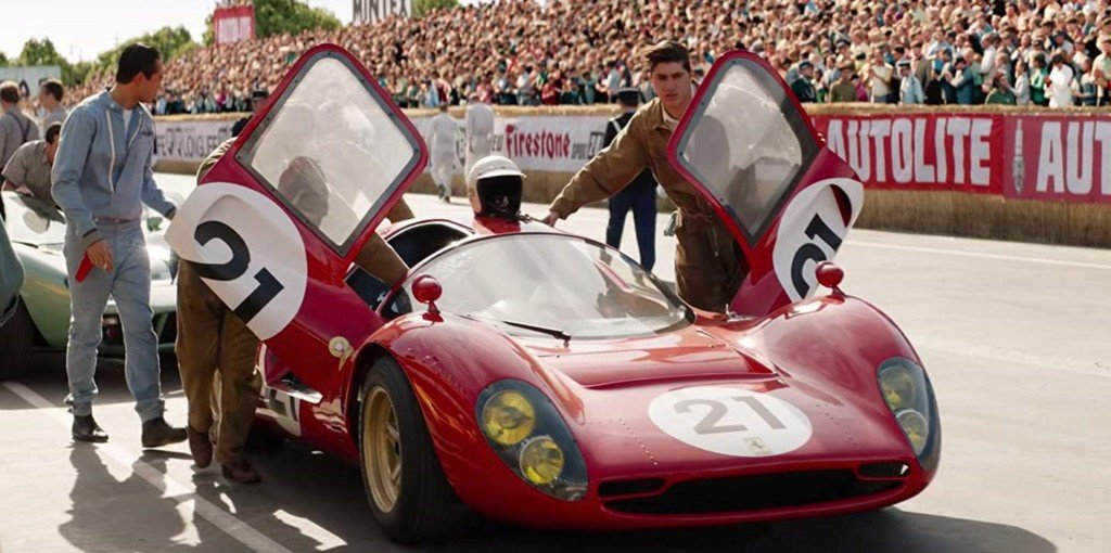 Movie Review Ford V Ferrari In All Things
