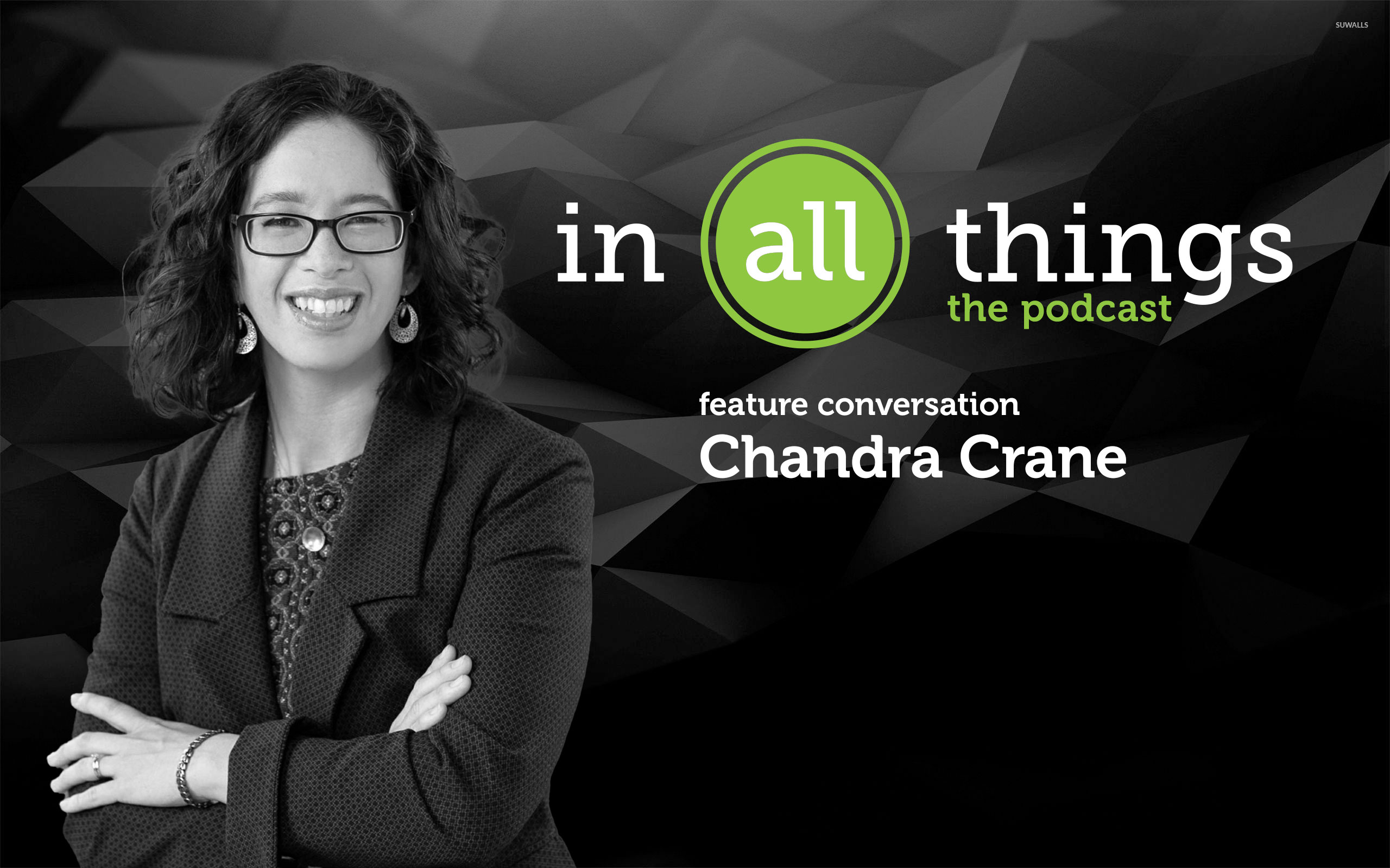 """Featured image for """"Podcast: JOINING – Feature Conversation: Chandra Crane"""""""