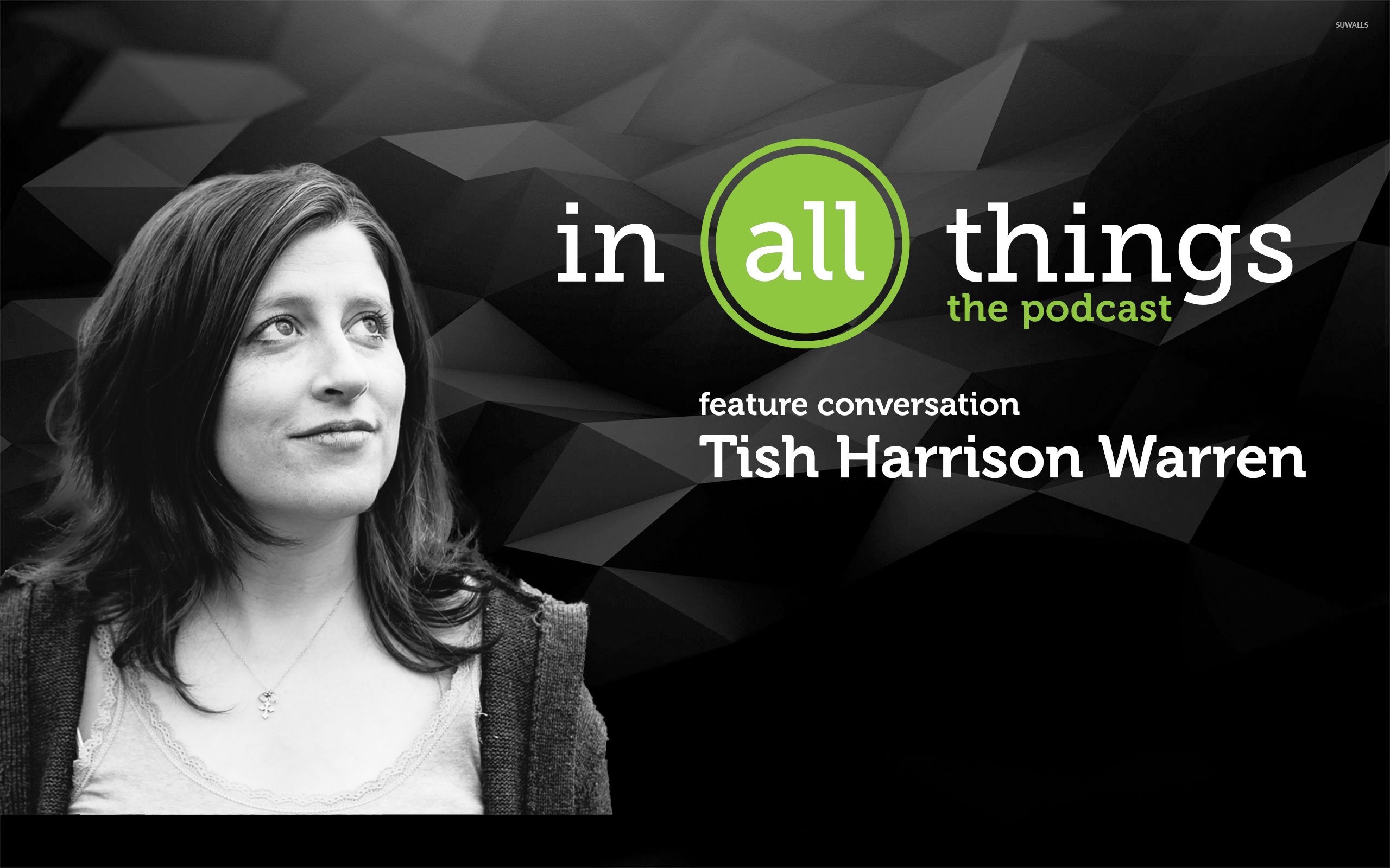 """Featured image for """"Podcast: WAITING – Feature Conversation with Tish Harrison Warren"""""""