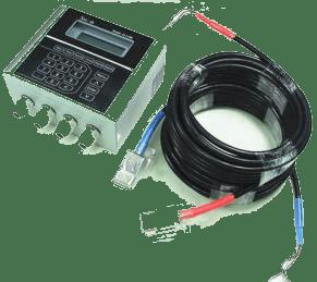 Clamp On Ultrasonic Flow Meter SiteLab SL1168