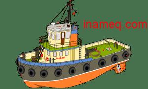 Fungsi Kapal Tug boat