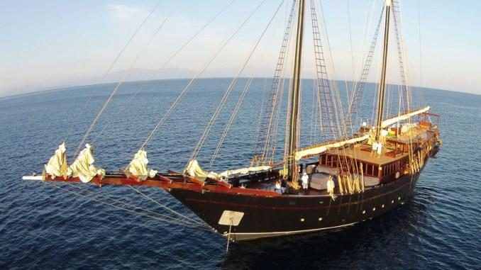 Kapal Kayu Phinisi