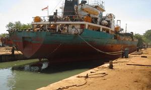 Tahap penyusunan daftar reparasi kapal (repair list)