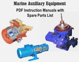 marine auxiliary equipment