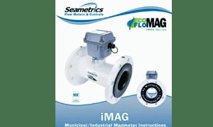 iMag Seametrics Magnetic Flow Meter