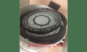 CPL 165 Magnetic Compass Marine Aluminum Standard Vertical Compass
