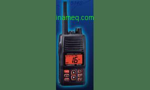 Handheld VHF radio communication for marine type VX-510MV