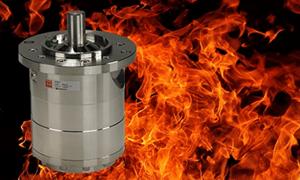 Danfoss fire fighting pump for marine