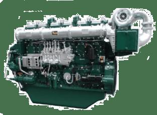 YUCHAI YC6CL/YC6C Series Engine