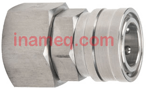 Marine coupler application type SF Series Quick Connect Couplers