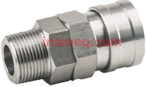Marine coupler application type SM Series Quick Connect Couplers
