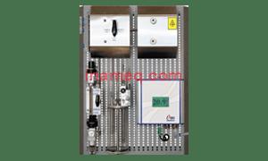 G3600 Inert Gas Oxygen Analyzing System—single board