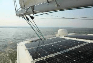 solar panel for yacht