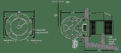 Installation Side-Power Stern Thruster Tunnel