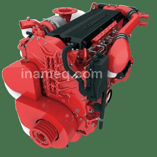 Engine Marine type X15 Cummins