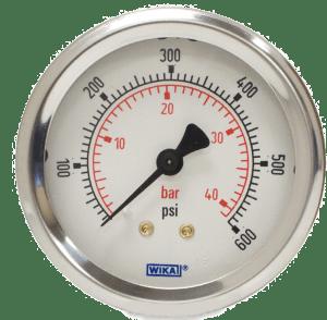 Pressure Gauge for Marine