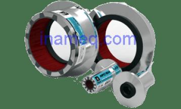 273 MM Marine Water Watertight Firestop Collar