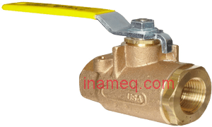 Ball Valve Stainless Ball and Stem