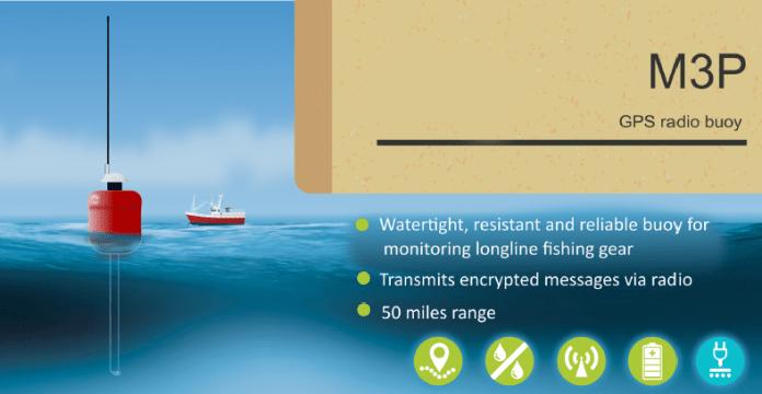 GPS radio buoy