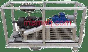 Low Pressure Diesel Air Compressor type Quincy 325