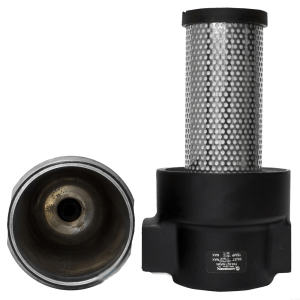 Oil Vapor Removal Micron Filter for Marine