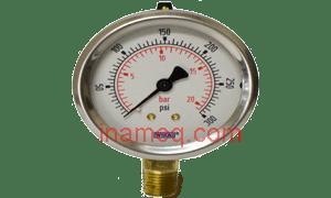 Pressure Gauges for Marine