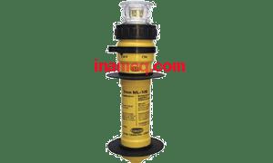 LIGHT-TRON ML-100, WHITE LED, 25 FLASH, 5 CANDELA