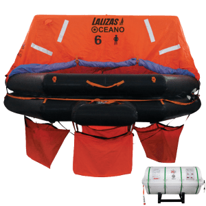 Liferaft SOLAS OCEANO, Throw Over-board