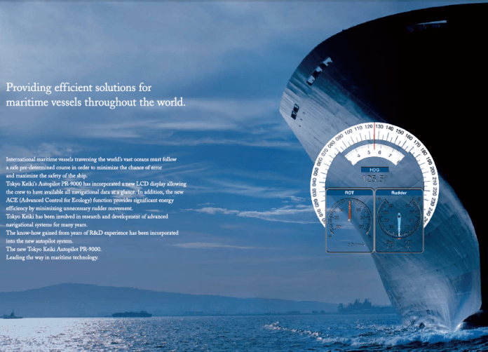 Providing efficient solutions for maritime vessels throughout the world
