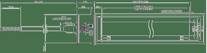 Water Utilities Level Sensor Dimension