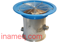 Gas Freeing Fans Type VP1500W