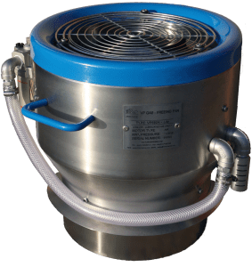 Gas Freeing Fans Type VP650A