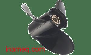 Mercury Propellers type Sport Series Black Max