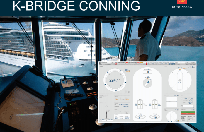 Navigation System, K-Bridge Conning Display