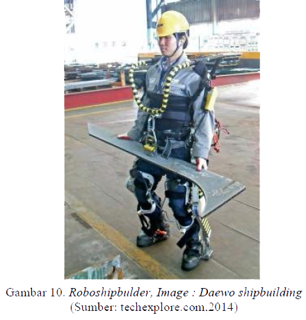 Roboshipbulder, Image Daewo shipbuilding