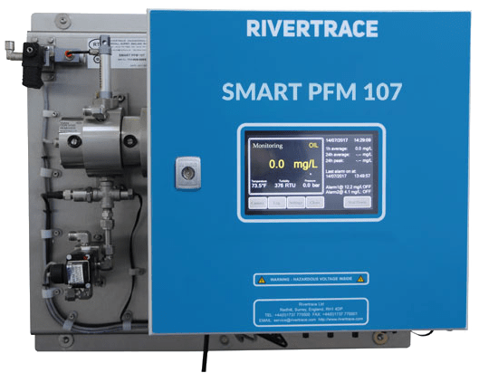 SMART PFM 107 OIL-IN-WATER MONITOR