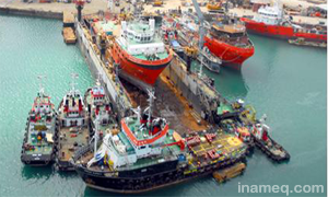 Shipyard industry in Indonesia