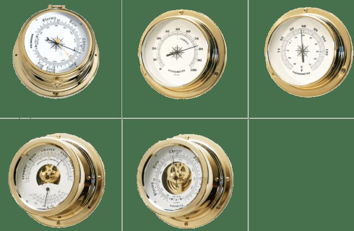 Nautical Barometer