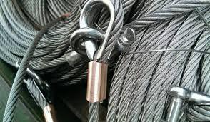 Steel Wire Rope Untuk Menarik Kapal