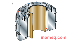 Grease Free Rudder Bearings