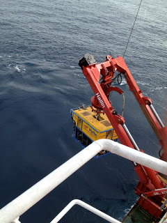 Metode Pengoperasian LARS (Launch And Recovery System) pada ROV