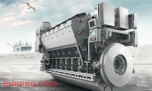 Motor Diesel For Marine