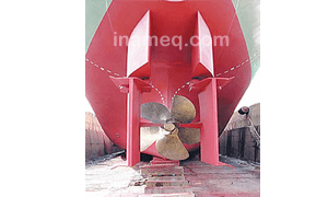 Super VecTwin Rudder System For Marine