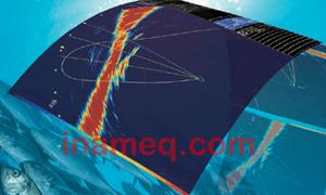 Half Scanning Sonar Type KCH-3180 For Fishery