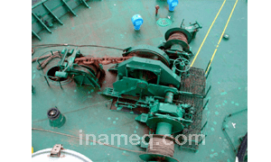 Marine mooring anchors