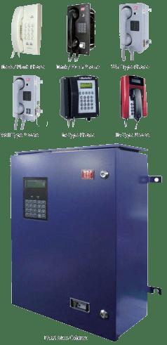 Auto Telephone Exchange System