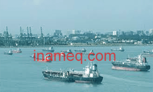 Cargo ships bunkering procedure