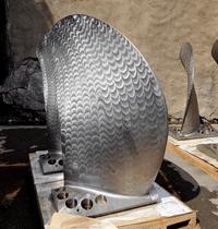 Wartsila built-up propeller