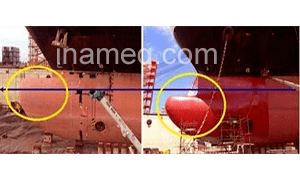 Types of bow designs used for ships